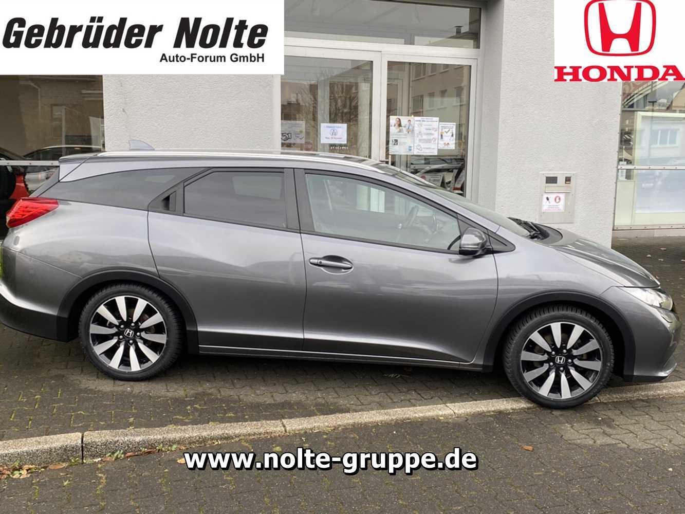 Honda Civic Tourer 1.8 i-VTEC Executive | Xenon | Lederausstattung, Jahr 2014, Benzin