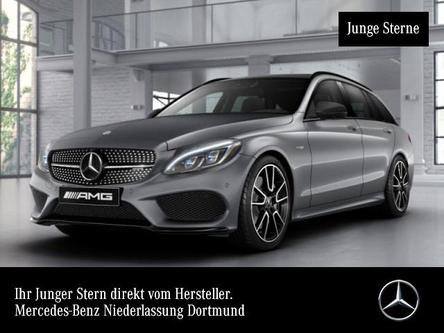 Mercedes-Benz C 43 4MATIC T-Modell Sportpaket Bluetooth Navi LED, Jahr 2016, Benzin