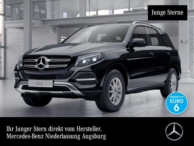 Mercedes-Benz GLE 250 d 4M Stdhzg COMAND ILS LED Totwinkel 9G, Jahr 2017, Diesel