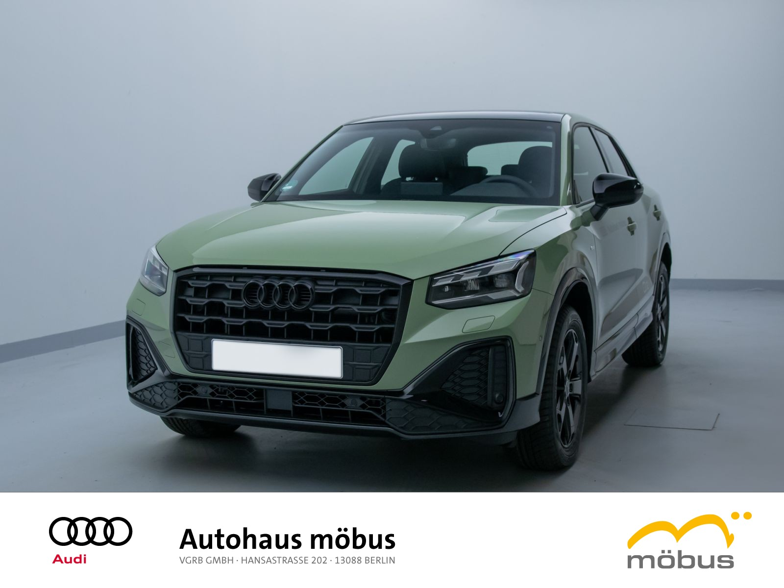 Audi Q2 Edition One 35 TFSI S-TRO*PANO*LED*B&O*ASSIST, Jahr 2020, Benzin
