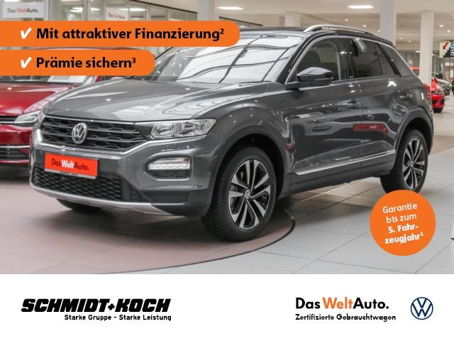 Volkswagen T-Roc 1.5 TSI ACT OPF IQ.DRIVE DSG, eSD, Navi ACC, Jahr 2020, Benzin