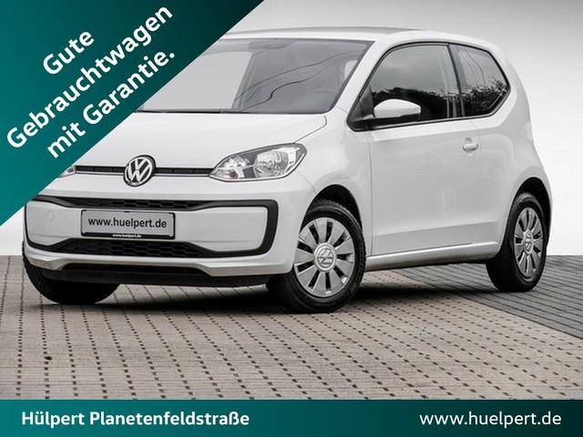 Volkswagen up! 1.0 move up! AKUSTIK-PAKET GANZJAHRESREIFEN, Jahr 2017, Benzin