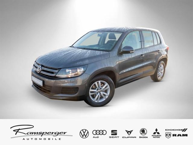 Volkswagen Tiguan 1.4 TSI Trend&Fun Navi GRA PDC, Jahr 2014, Benzin