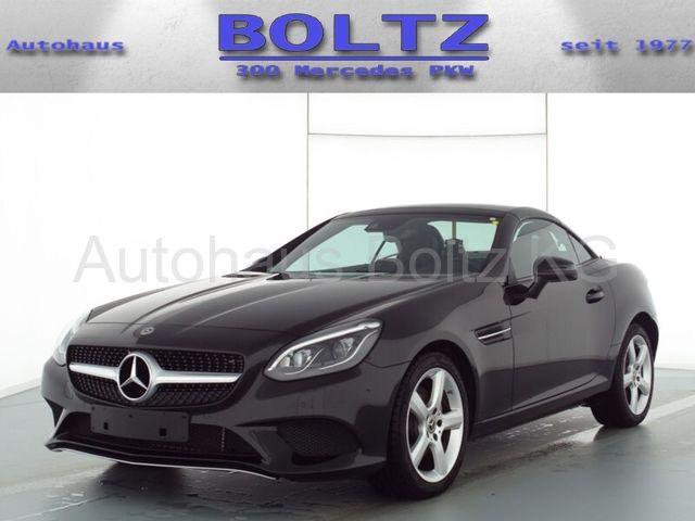 Mercedes-Benz SLC 300 ENp 61500 Comand Memory ILS Kam. Klima, Jahr 2019, Benzin