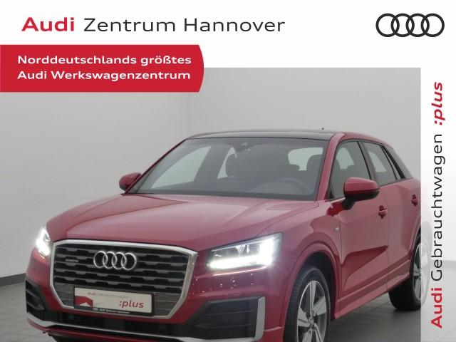Audi Q2 2.0 TDI Sport, S line, Pano, virtual, LED, Teilleder, Navi, Jahr 2017, Diesel