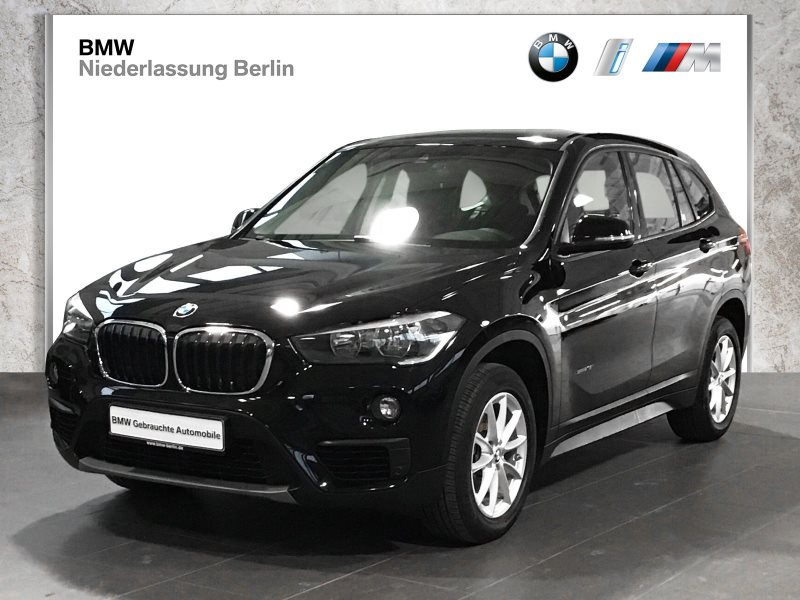 BMW X1 sDrive18i EU6 Navi Tempomat Parkassistent, Jahr 2017, Benzin