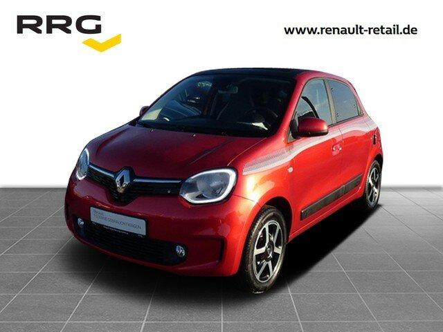 Renault Twingo SCe 75 Limited Deluxe 0,99% Finanzierung, Jahr 2020, Benzin