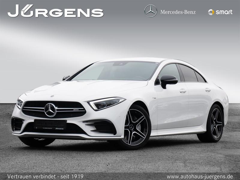 Mercedes-Benz CLS 53 AMG 4M+ AMG-Sport/Comand/Wide/ILS/Burm, Jahr 2019, Benzin