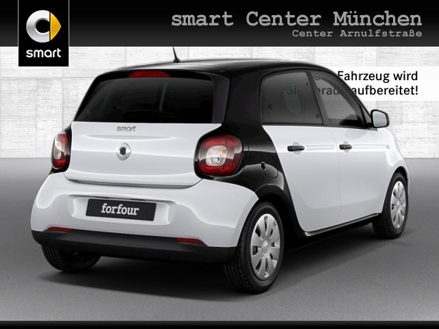 smart forfour 52kW cool&Audio SHZ Komfort Tempom Klima, Jahr 2017, Benzin