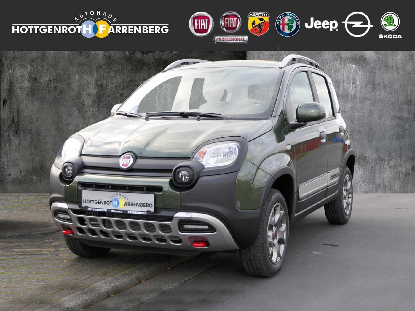 Fiat Panda Cross 4x4, Jahr 2020, Benzin