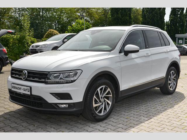 Volkswagen Tiguan Sound 1.4 TSI LED Navi ACC APP Connect, Jahr 2017, Benzin