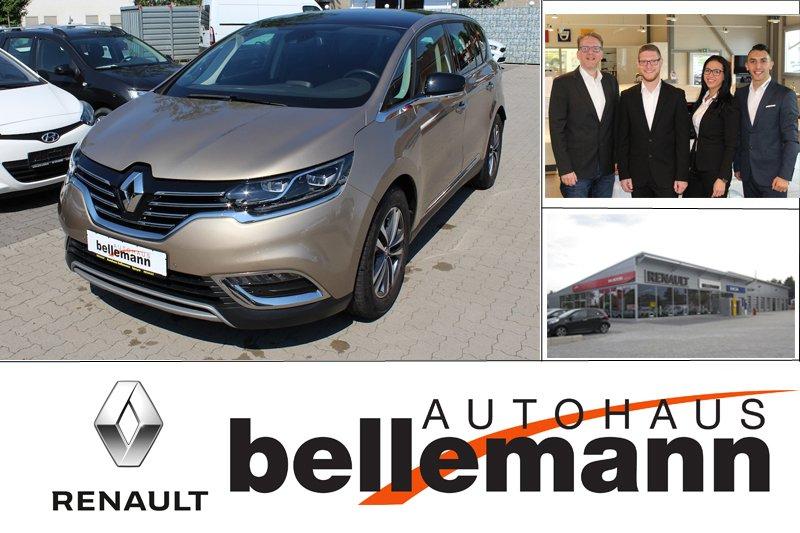 Renault Espace Intens dCi 160 EDC *7-Sitz*Kamera*, Jahr 2017, Diesel