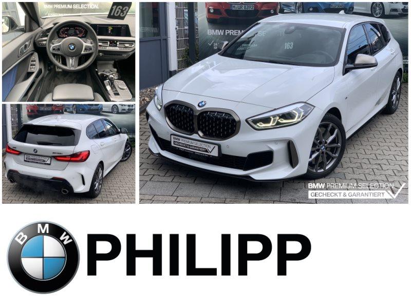 BMW M135i xDrive HUD PDC DA Lord. HiFi Adapt.LED, Jahr 2020, Benzin