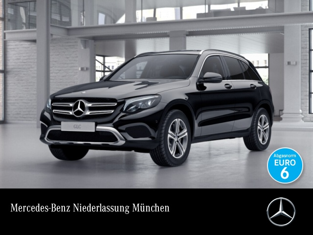 Mercedes-Benz GLC 220 d 4M Exclusive AMG Stdhzg LED Navi PTS 9G, Jahr 2016, Diesel