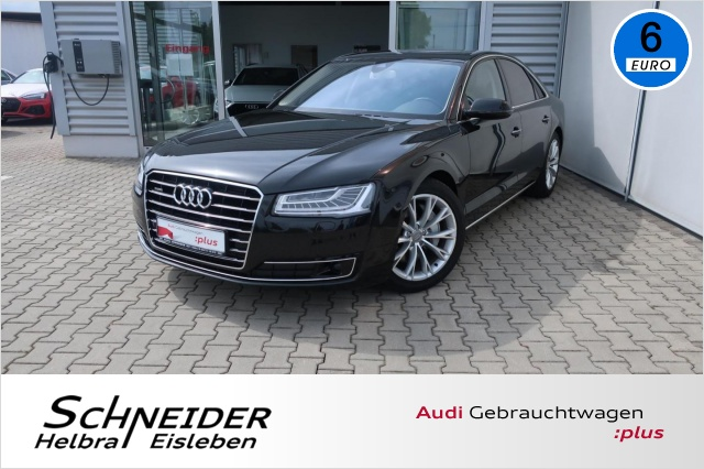Audi A8 3.0 TDI QUATTRO TIPTRONIC AZV+KEY+DAB+CAM+STHZ, Jahr 2015, Diesel