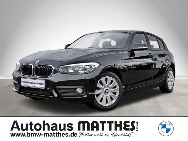 BMW 116 d Advantage Navi Keyless LED Multif.Lenkrad RDC Klimaautom, Jahr 2017, Diesel