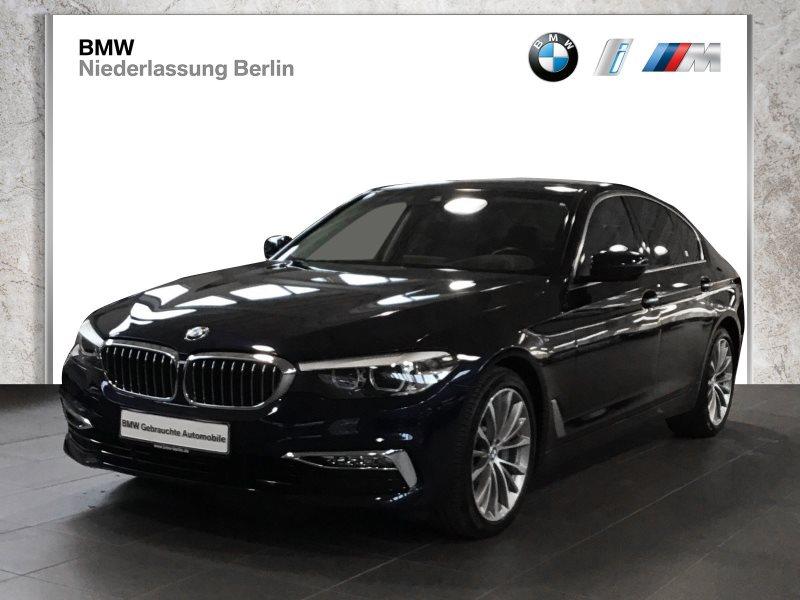 BMW 530i xDrive Lim. EU6 Aut. !Deutlich reduziert!, Jahr 2017, Benzin