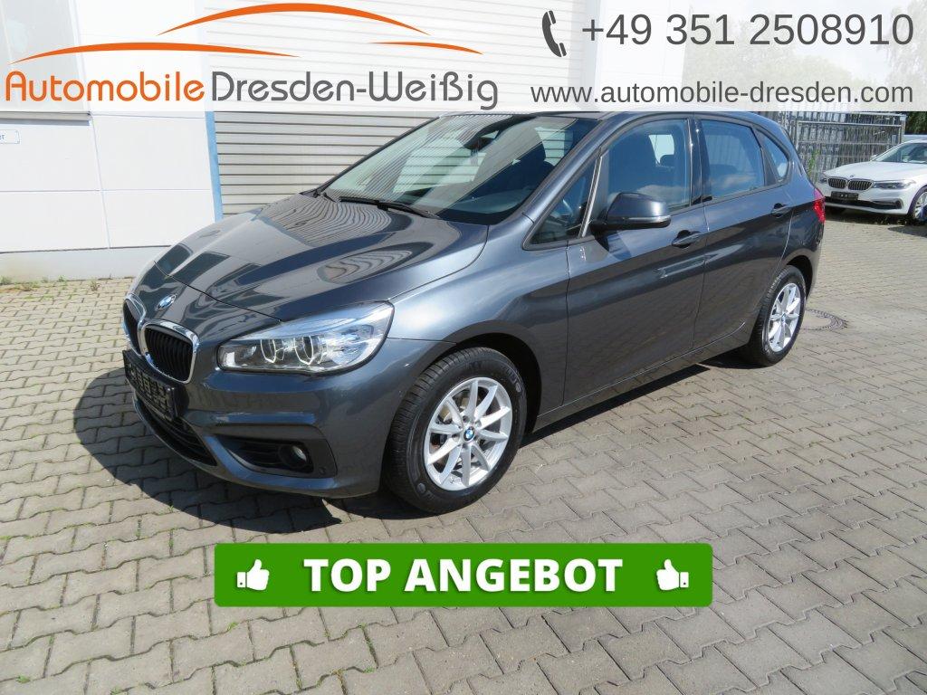 BMW 216 d Advantage*EU6*LED*Navi*ParkAssist, Jahr 2016, Diesel