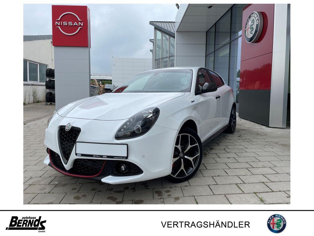 Alfa Romeo Giulietta finanzieren