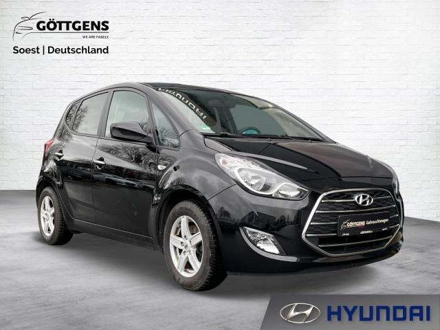 Hyundai ix20 1.4 PASSION SITZHEIZUNG LICHTSENSOR ALU BT US, Jahr 2017, Benzin