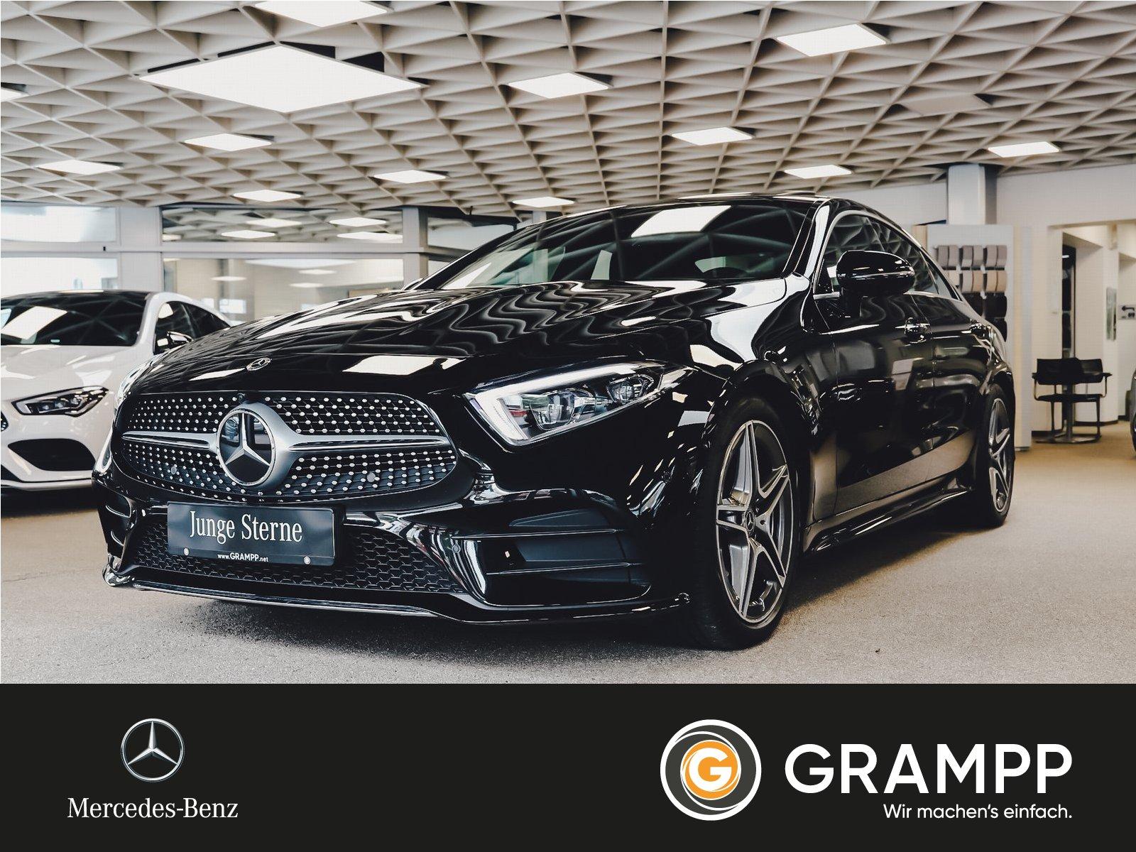Mercedes-Benz CLS 450 4M AMG Distronic/Massage/AirBody/Memory, Jahr 2020, Hybrid
