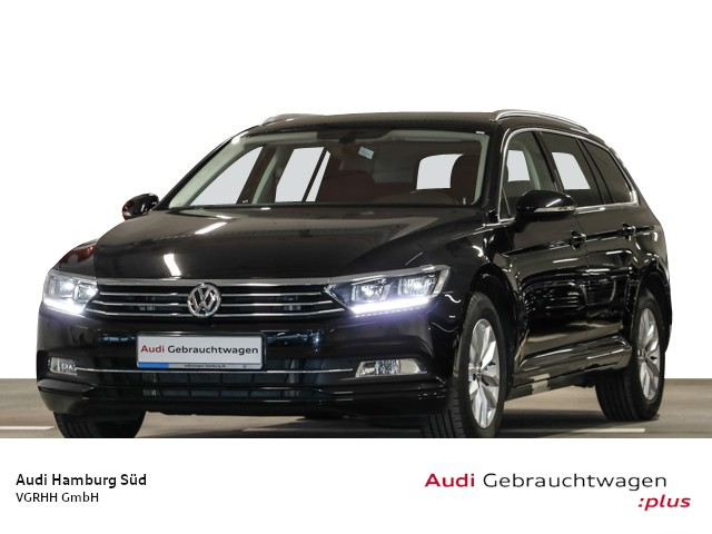 volkswagen passat variant 2.0 tdi dsg comfortline navi led kamera, jahr 2017, diesel