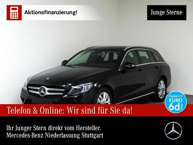 Mercedes-Benz C 180 T Avantgarde Multibeam Kamera EDW PTS Sitzh, Jahr 2019, Benzin