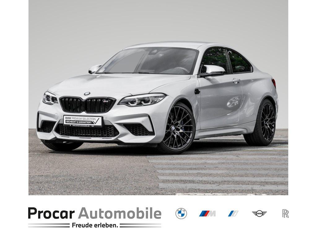 BMW M2 Competition H/K+DAB+ADAP. LED+WLAN+SHZ.+RFK+KOMFZG.+CARPLAY+, Jahr 2020, Benzin