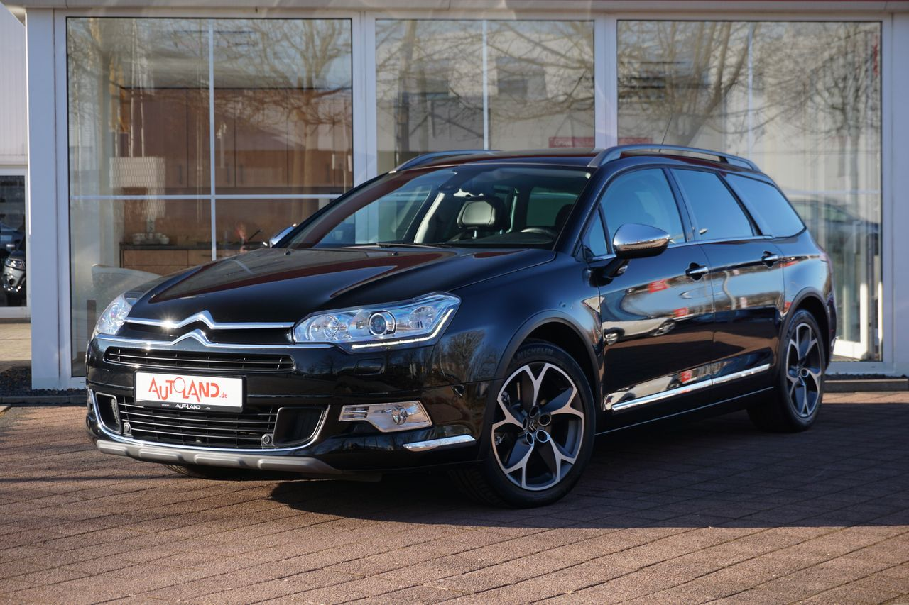 Citroën C5, Jahr 2017, Diesel