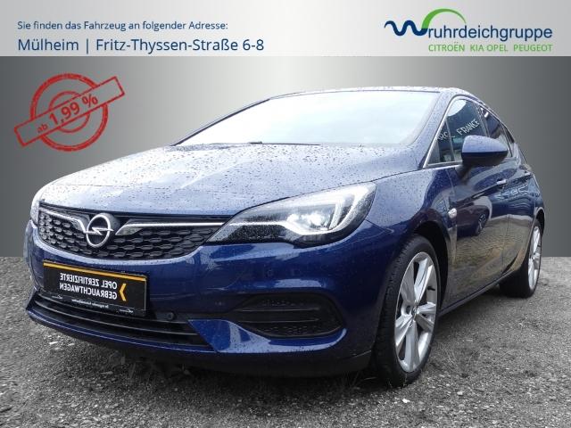 Opel Astra K Elegance 1.2 *Standheizung+Matrix+18LM*, Jahr 2020, Benzin