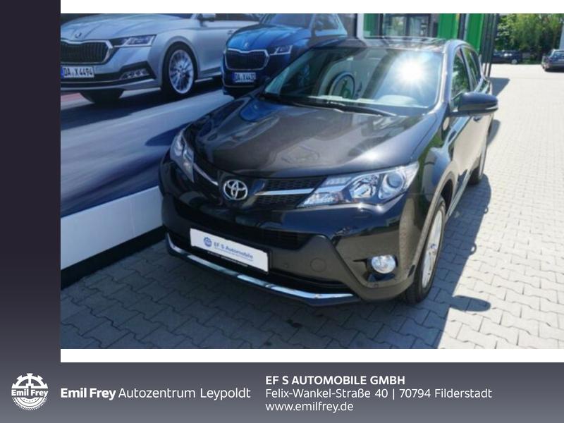Toyota RAV 4 2.0 4x4 Executive, Jahr 2014, Benzin
