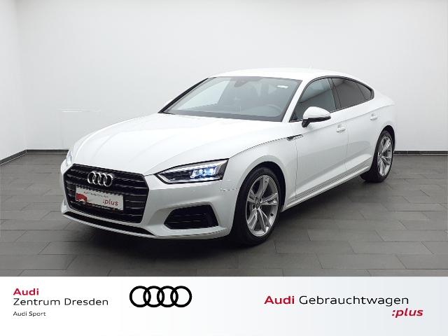 Audi A5 Sportback 2.0 TDI sport LED-SW Navi, Jahr 2017, Diesel