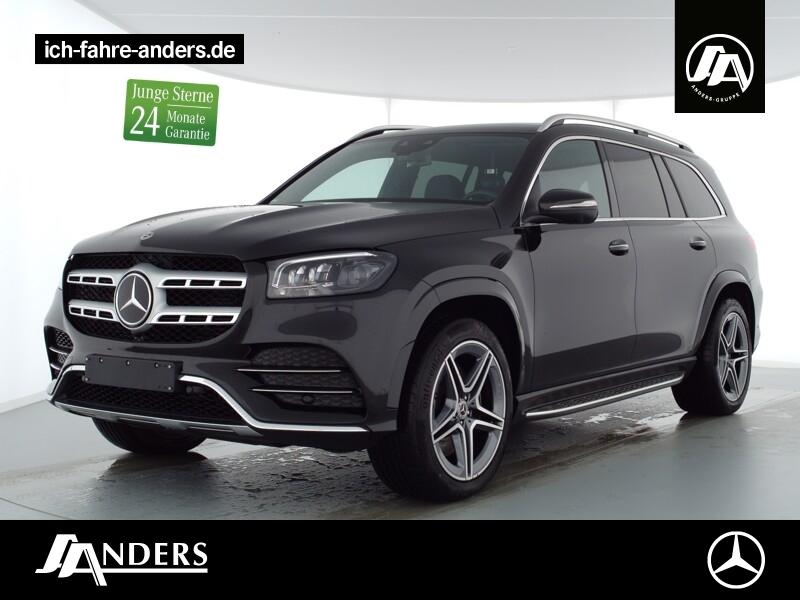 Mercedes-Benz GLS 350 d 4M AMG+MBUX+LED+Distr+Pano+AHK+360+AIR, Jahr 2019, Diesel
