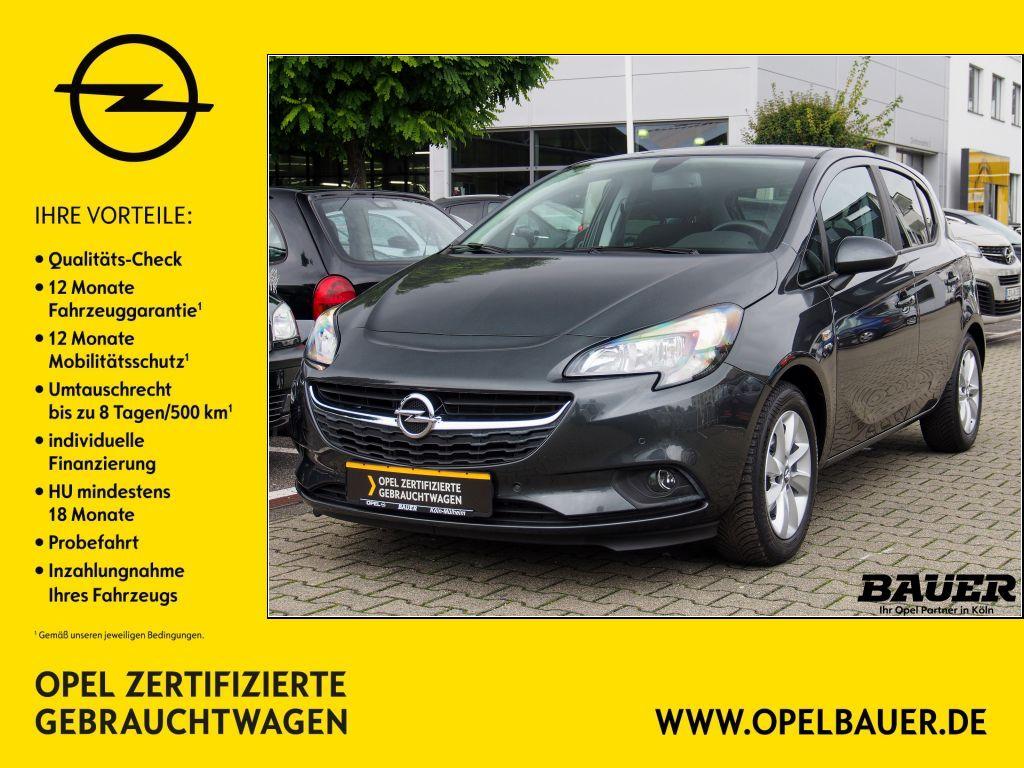 Opel Corsa 1.4 Start/Stop Active, Jahr 2017, Benzin