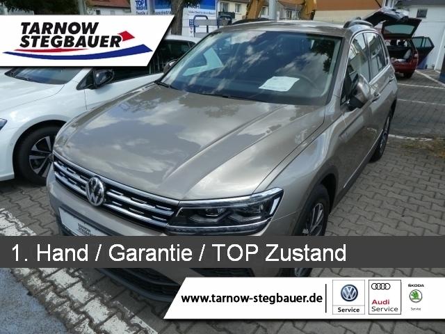 Volkswagen Tiguan 1.5 TSI ACT Comfortline NAVI Headup AHK H, Jahr 2019, Benzin