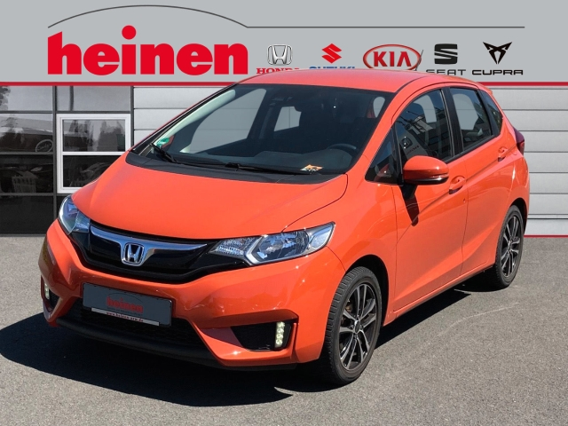 Honda Jazz 1.3 I-VTEC COMFORT LICHT-/REGENSENSOR KLIMA, Jahr 2016, Benzin