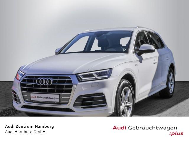 Audi Q5 40 TDI sport quattro S tronic S LINE LED NAVI, Jahr 2018, Diesel