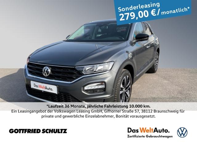 Volkswagen T-Roc IQ.Drive 1.5 TSI NAVI PDC SHZ GRA FSE, Jahr 2020, Benzin