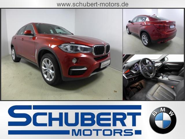 "BMW X6 xDrive30d EU6 LEDER NAVI PROF 19"", Jahr 2015, diesel"