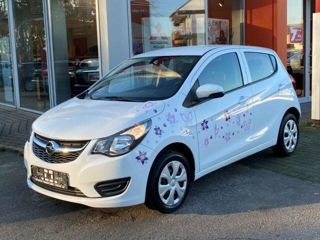 Opel Karl Edition*KLIMA*TEMPOMAT*WENIG KM*, Jahr 2015, Benzin