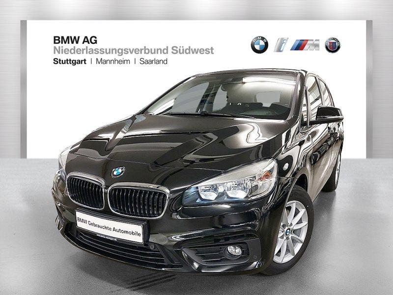 BMW 218i Active Tourer Navi Komfortzg. Tempomat Shz, Jahr 2017, Benzin