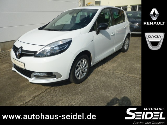 Renault Scenic 1.2 TCe 115 Limited ENERGY (EURO6), Jahr 2015, Benzin