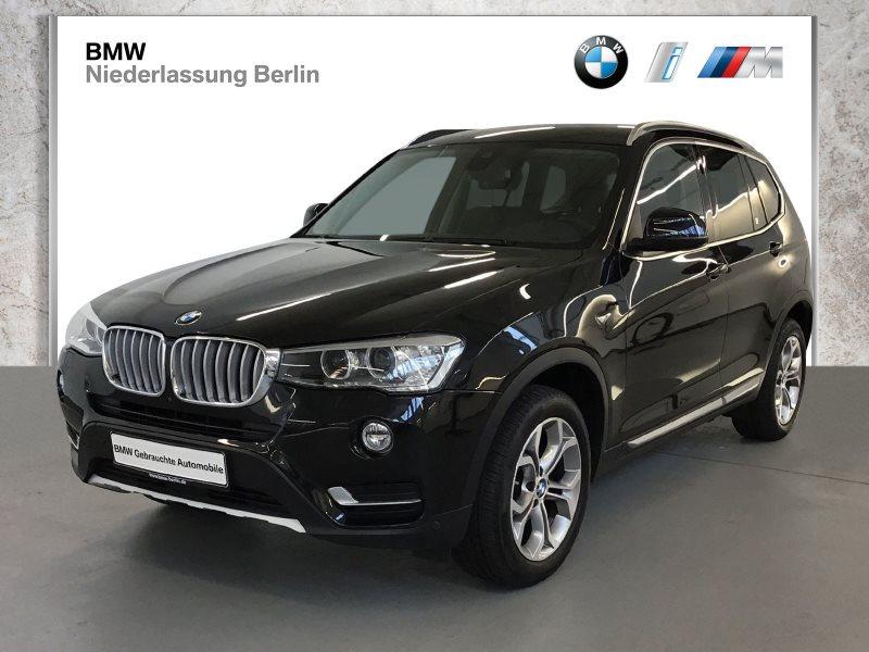 BMW X3 xDrive20d EU6 Aut. !Achtung: Deutl.reduziert!, Jahr 2017, Diesel