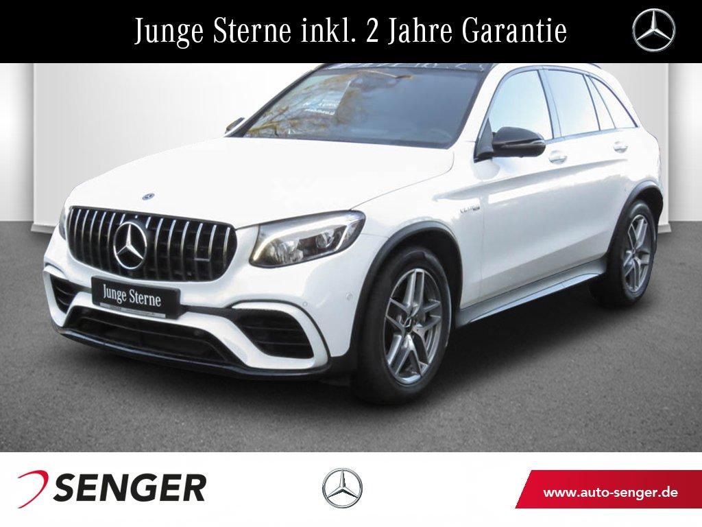 Mercedes-Benz GLC 63 AMG S Panorama AHK Head-Up Drivers-Pack., Jahr 2018, Benzin