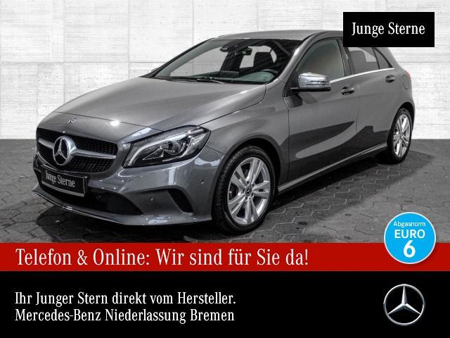 Mercedes-Benz A 220 d 4M Urban COMAND LED AHK Kamera SpurPak PTS, Jahr 2017, Diesel