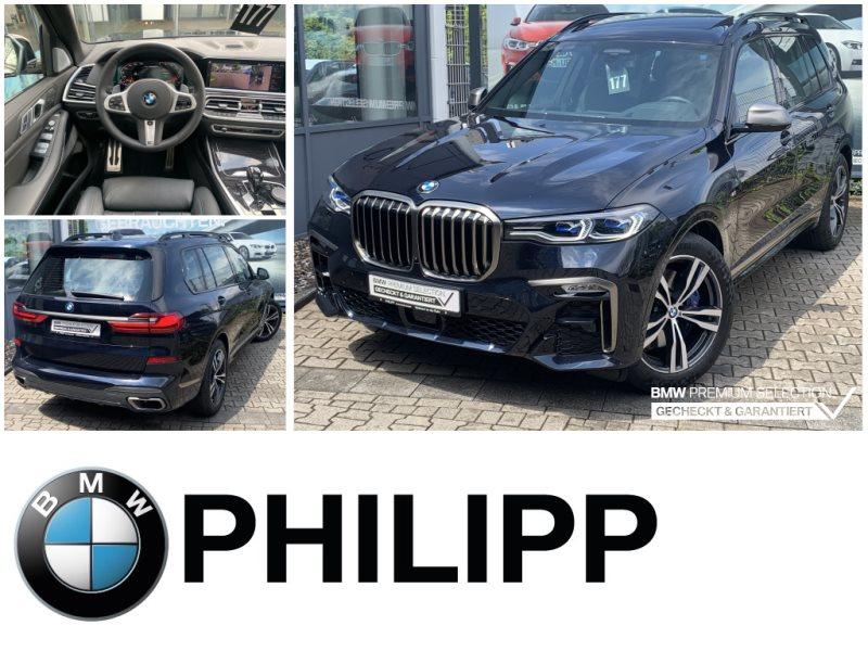 BMW X7 M50d LEA ab 1339,-Laser B&W DAB DA Pro. St.Hz PA+, Jahr 2020, Diesel