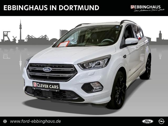 Ford Kuga ST-Line ACC XENON elHECKKL RFK TWA NAVI, Jahr 2017, Benzin