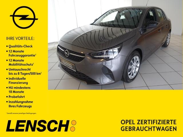 Opel Corsa F Edition 1.2 AUTOMATIK+SITZHZG+PARKPILOT, Jahr 2020, Benzin