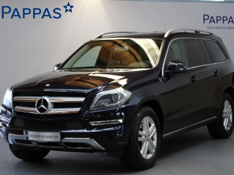 Mercedes-Benz GL 350 d 4MATIC BlueTEC+Klima, Jahr 2013, Diesel