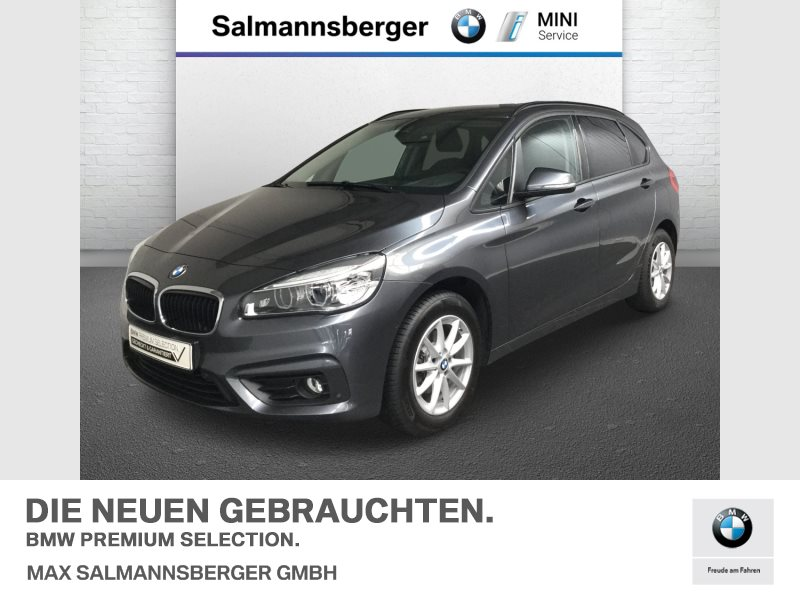 BMW 216i Active Tourer Advantage HiFi LED Navi Shz, Jahr 2017, Benzin